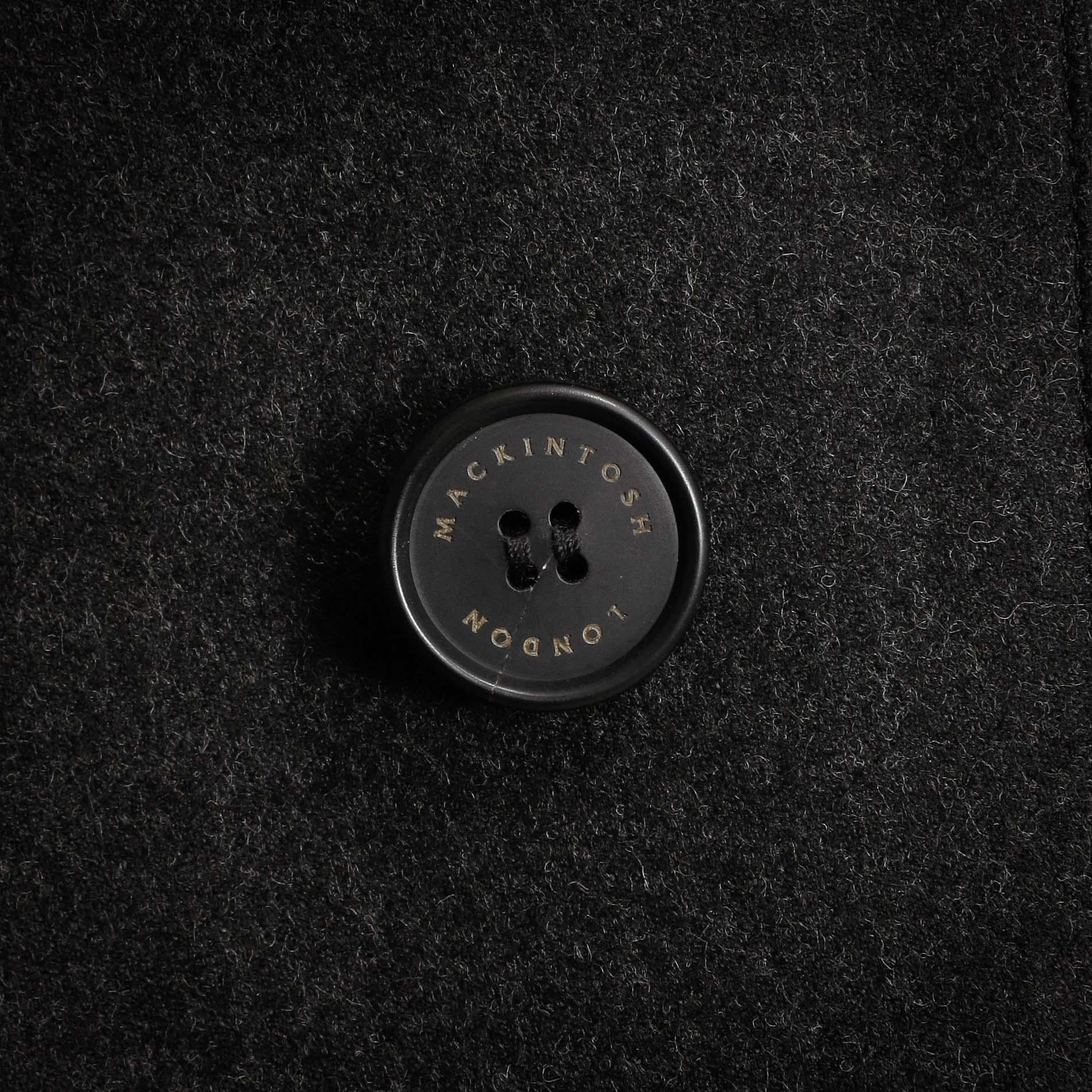 【DUNKELD ML】【Loro Piana/ロロ・ピアーナ】Favolaウールステンカラーコート
