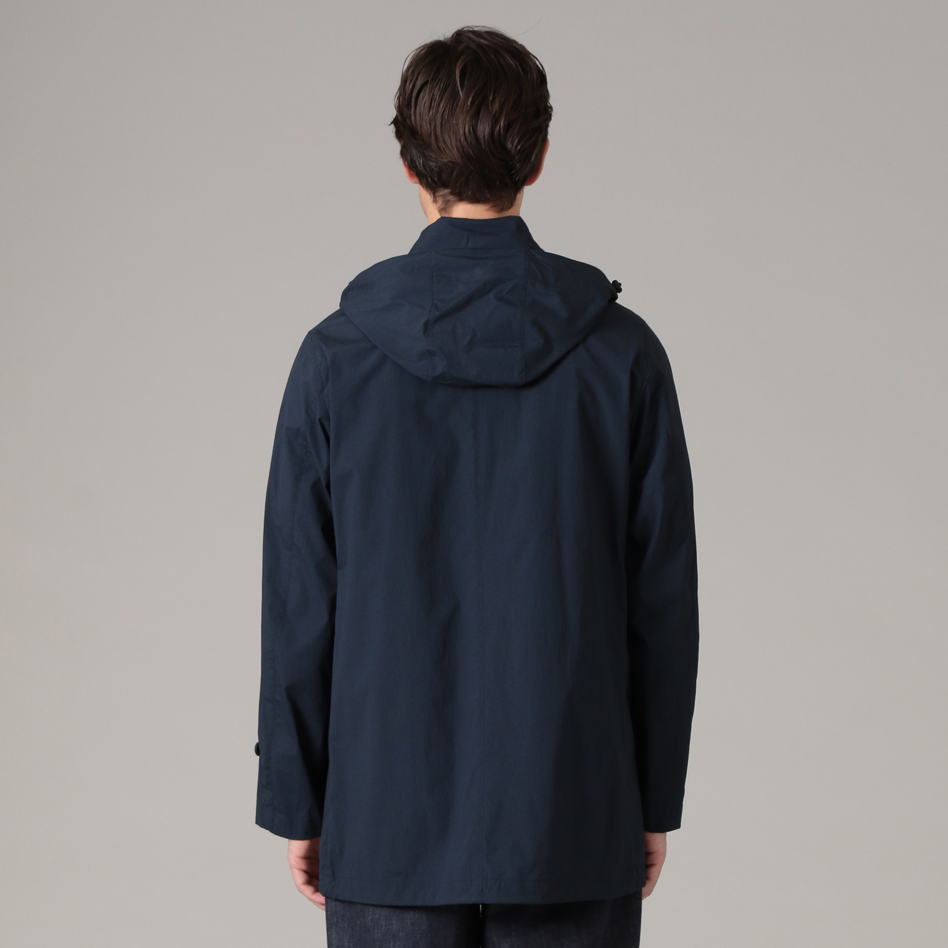 【FEATHER-TECH PAC】DUNOON HOOD MLショート