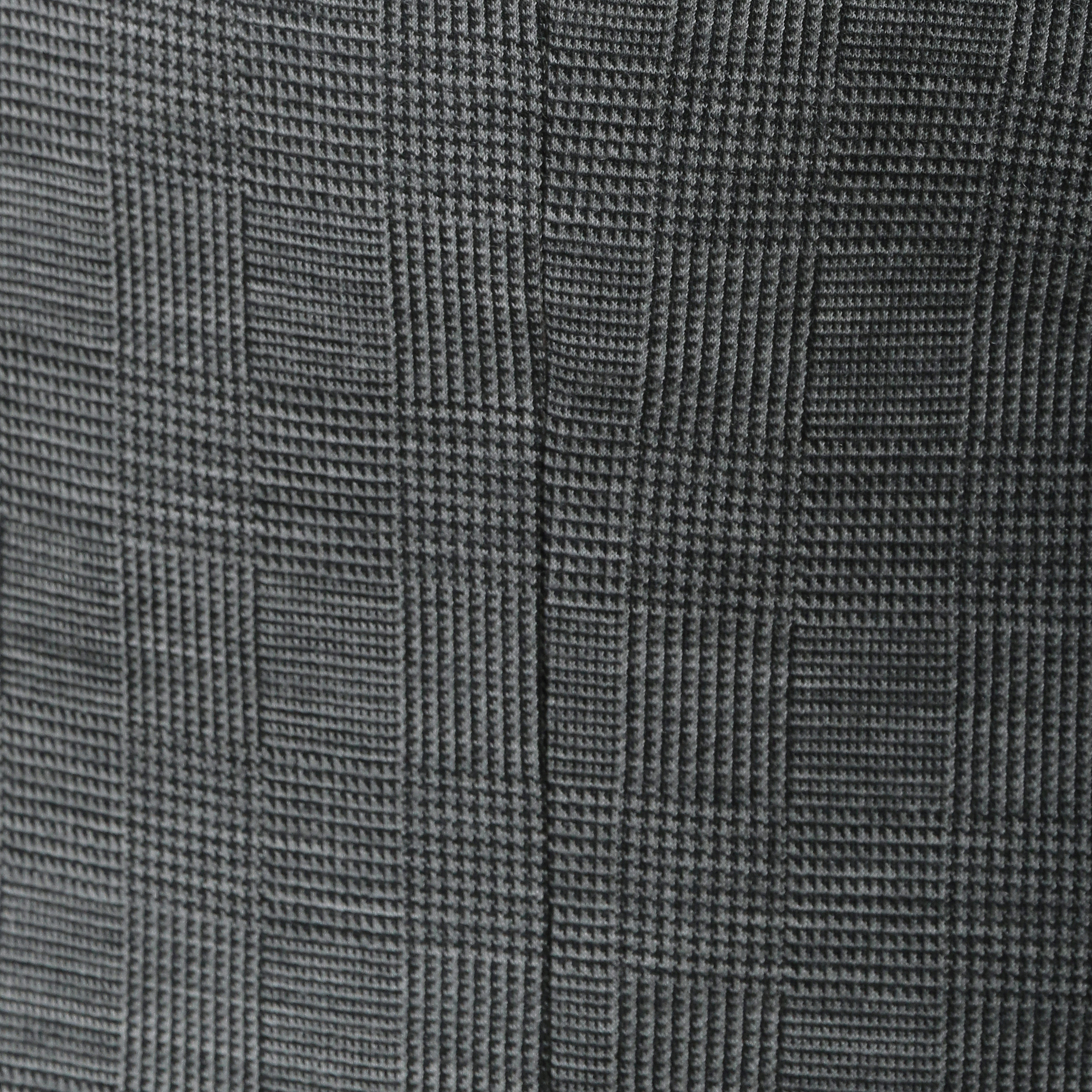 【NEW BRIDGE】【FLEX JERSEY】ウールグレンチェックジャケット
