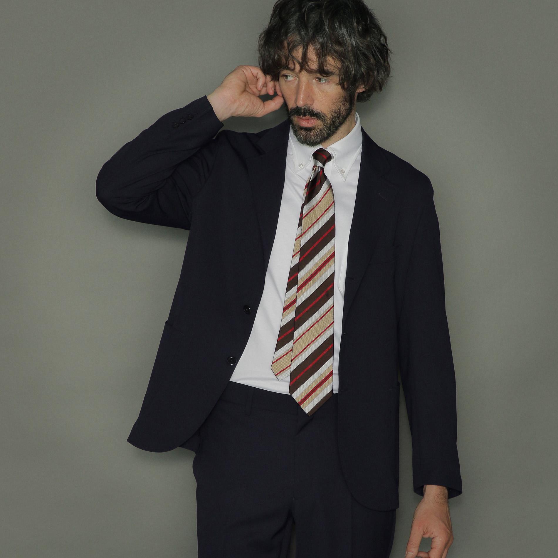 【Breasy Jacket】セットアップカルゼジャケット