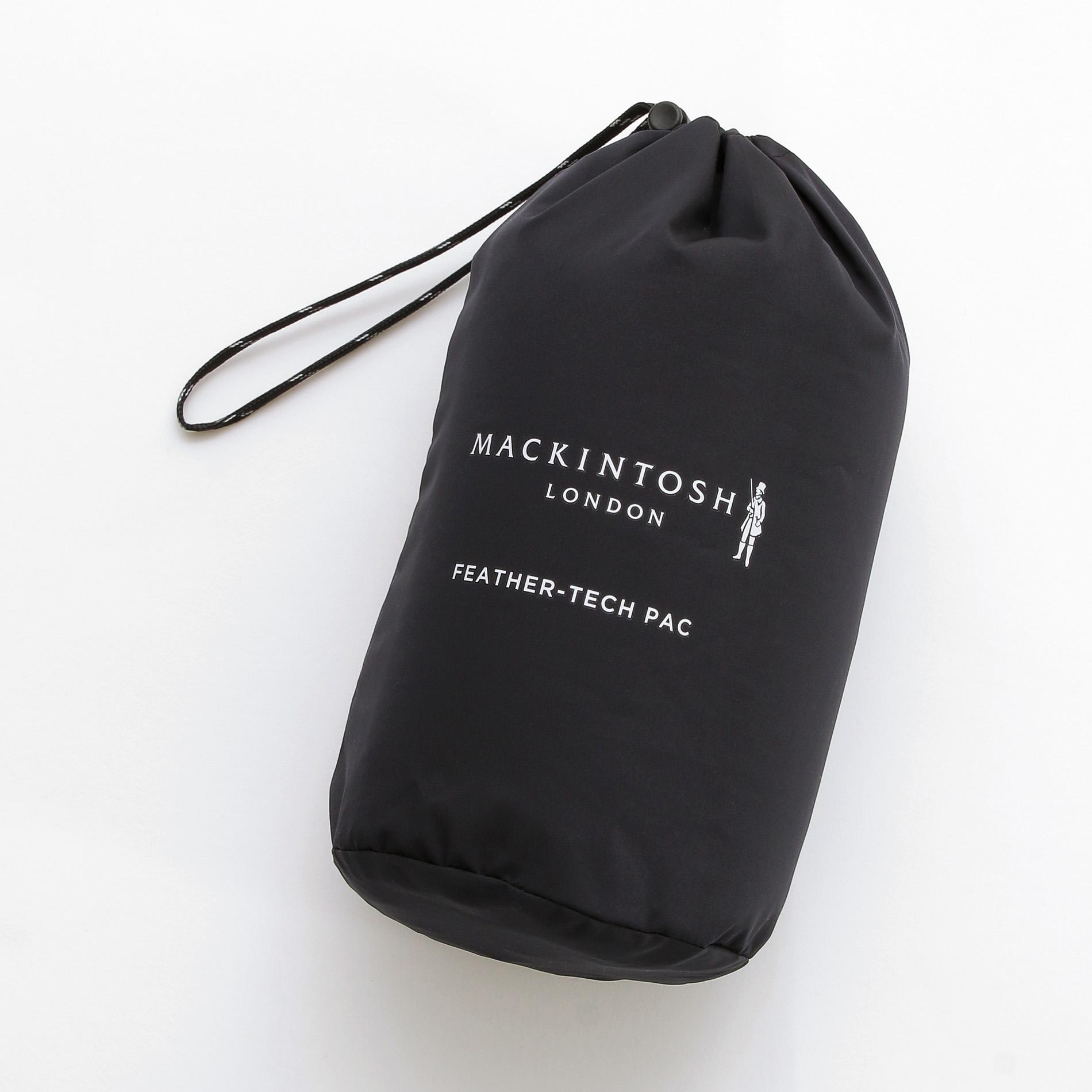 【FEATHER-TECH PAC】ストレッチシンセティックブルゾン