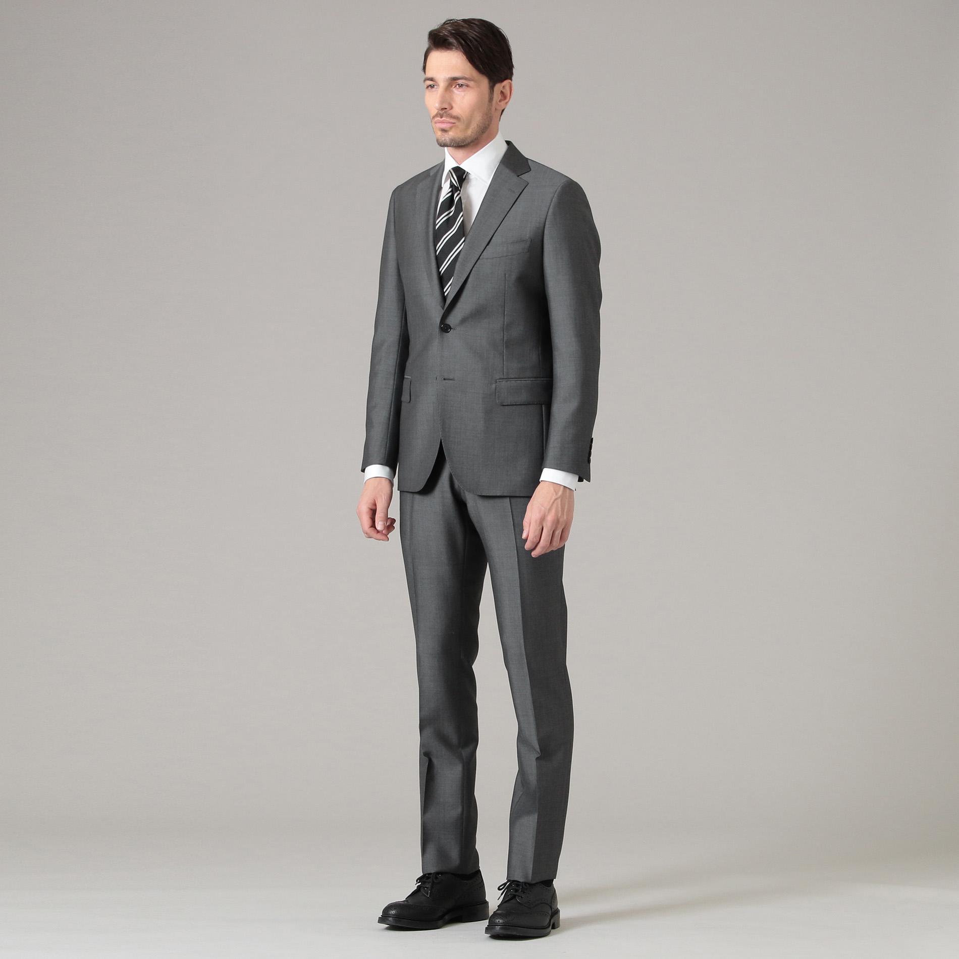 【NEW BRIDGE】【DORMEUIL】LITE TONIK スーツ