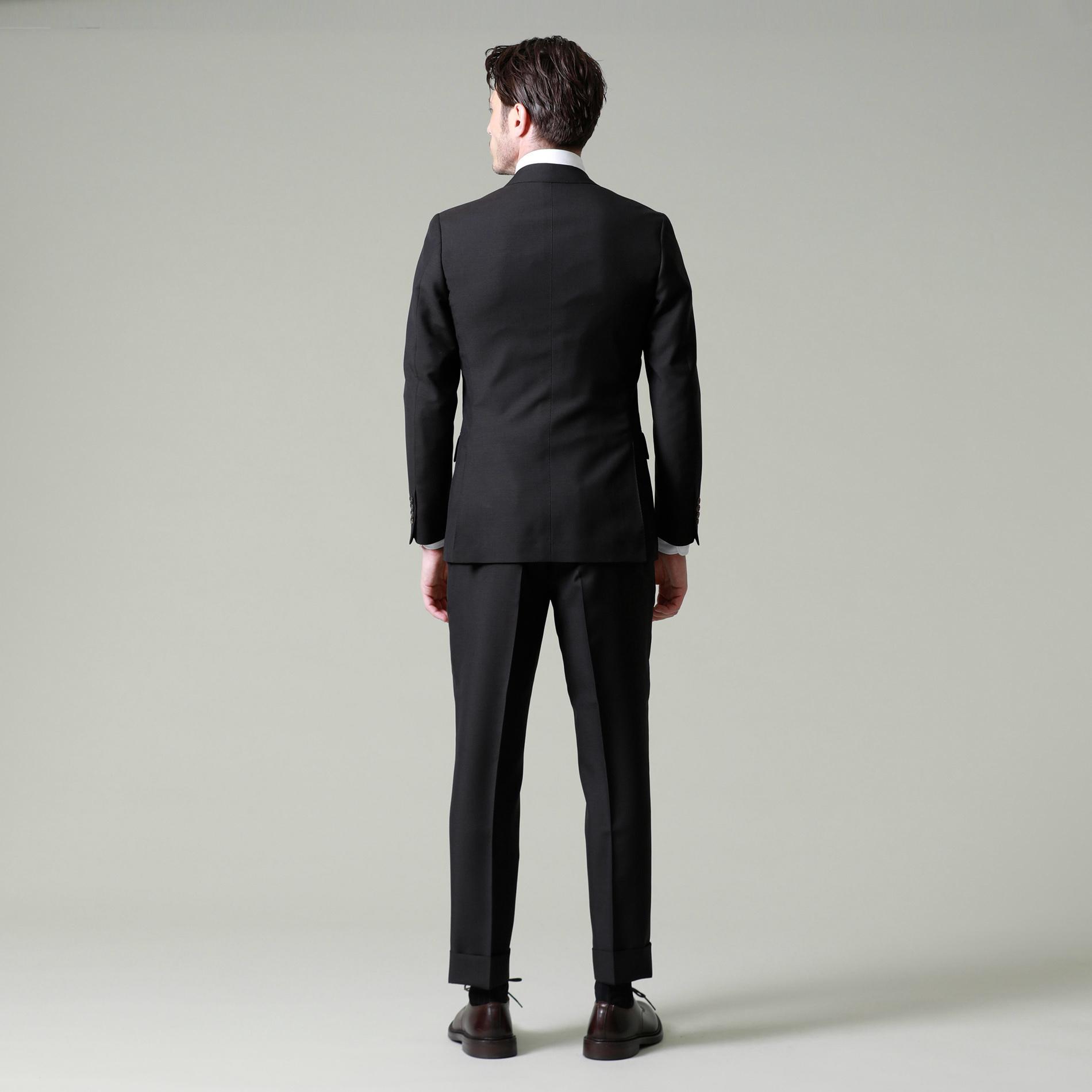 【NEW BRIDGE】【DORMEUIL/ドーメル】【別注】SUPER LITE TONIK無地スーツ