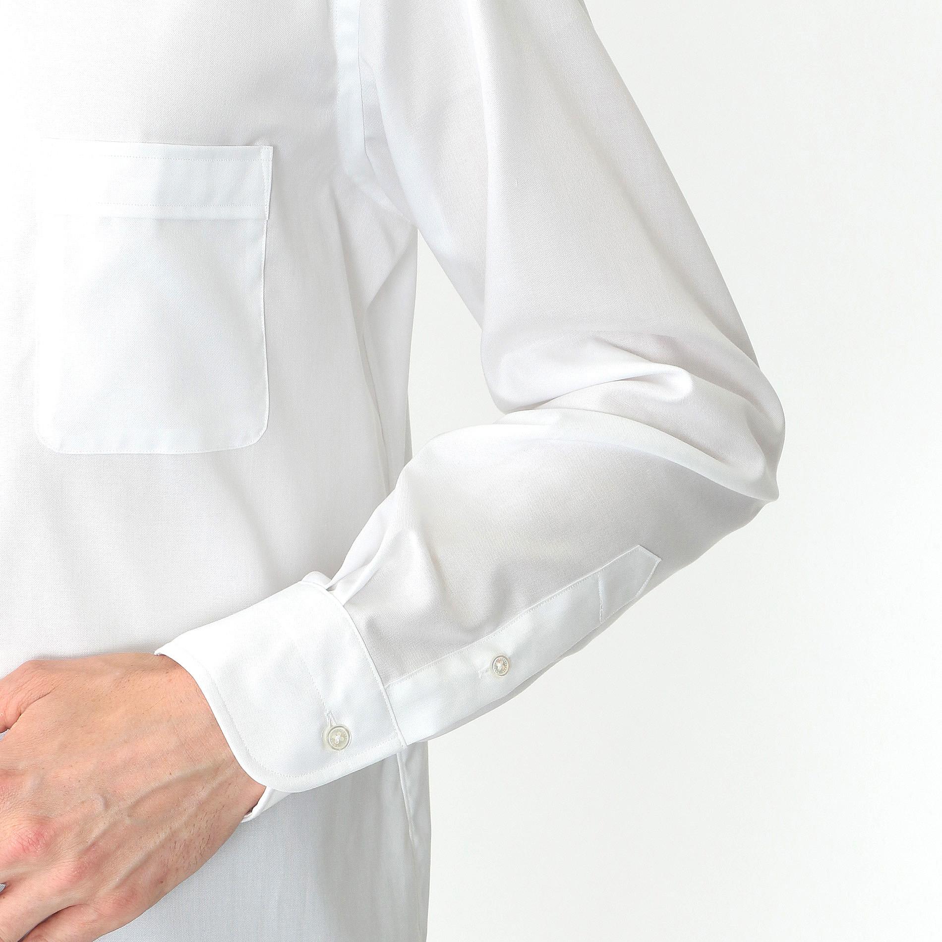 ロイヤルオックス釦ダウンシャツ