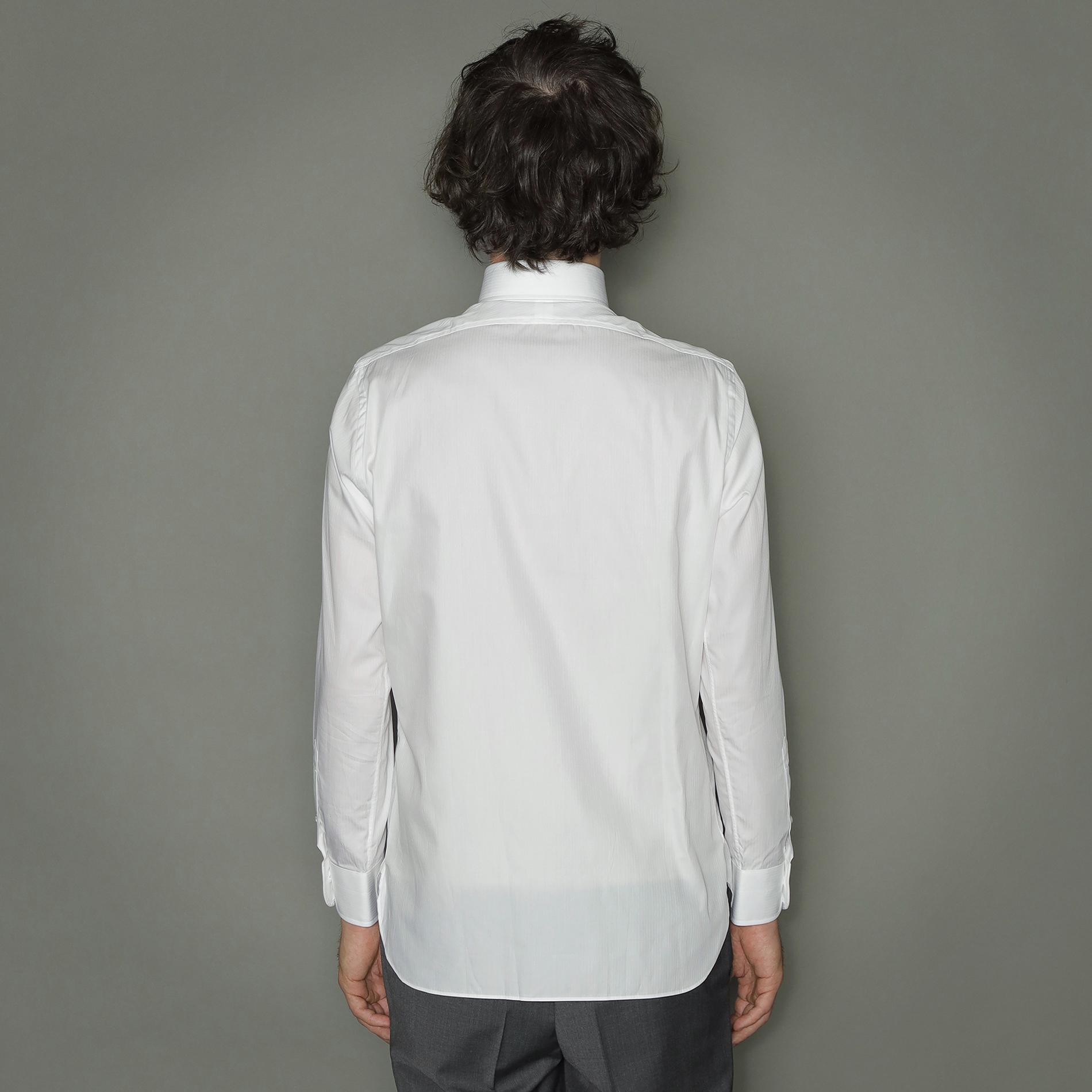 ◆◆ドビーストライプシャツ