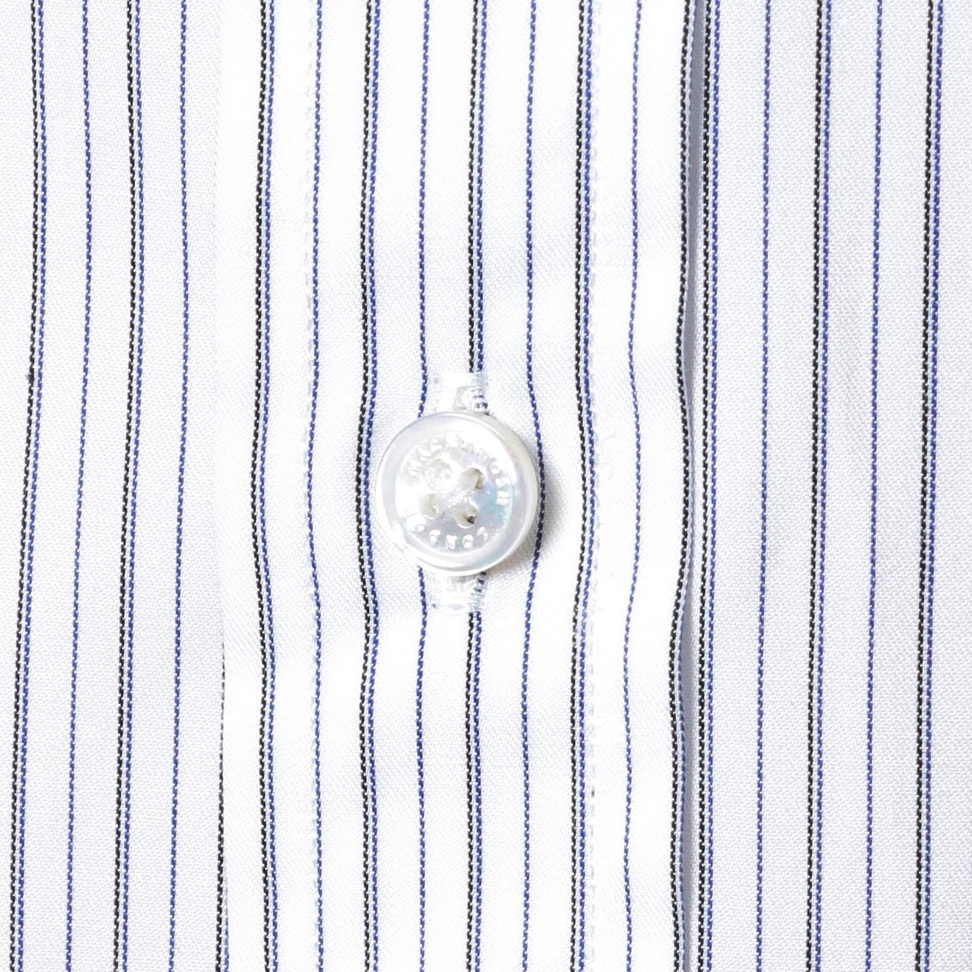 クレリックオルタネイトストライプシャツ