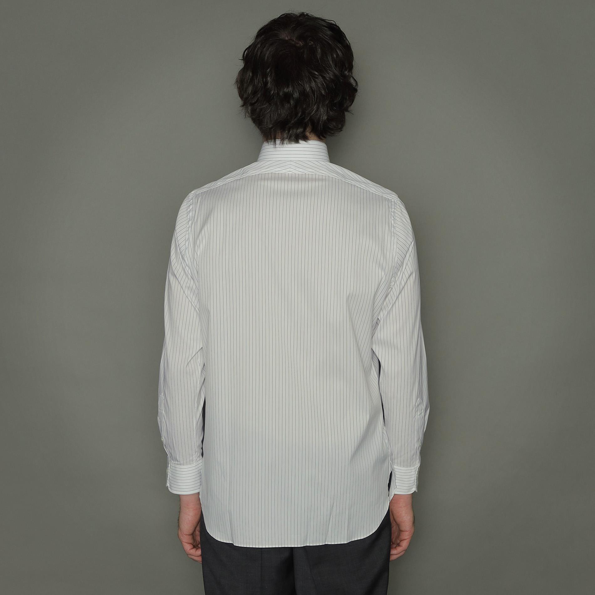 ◆◆ストライプドレスシャツ