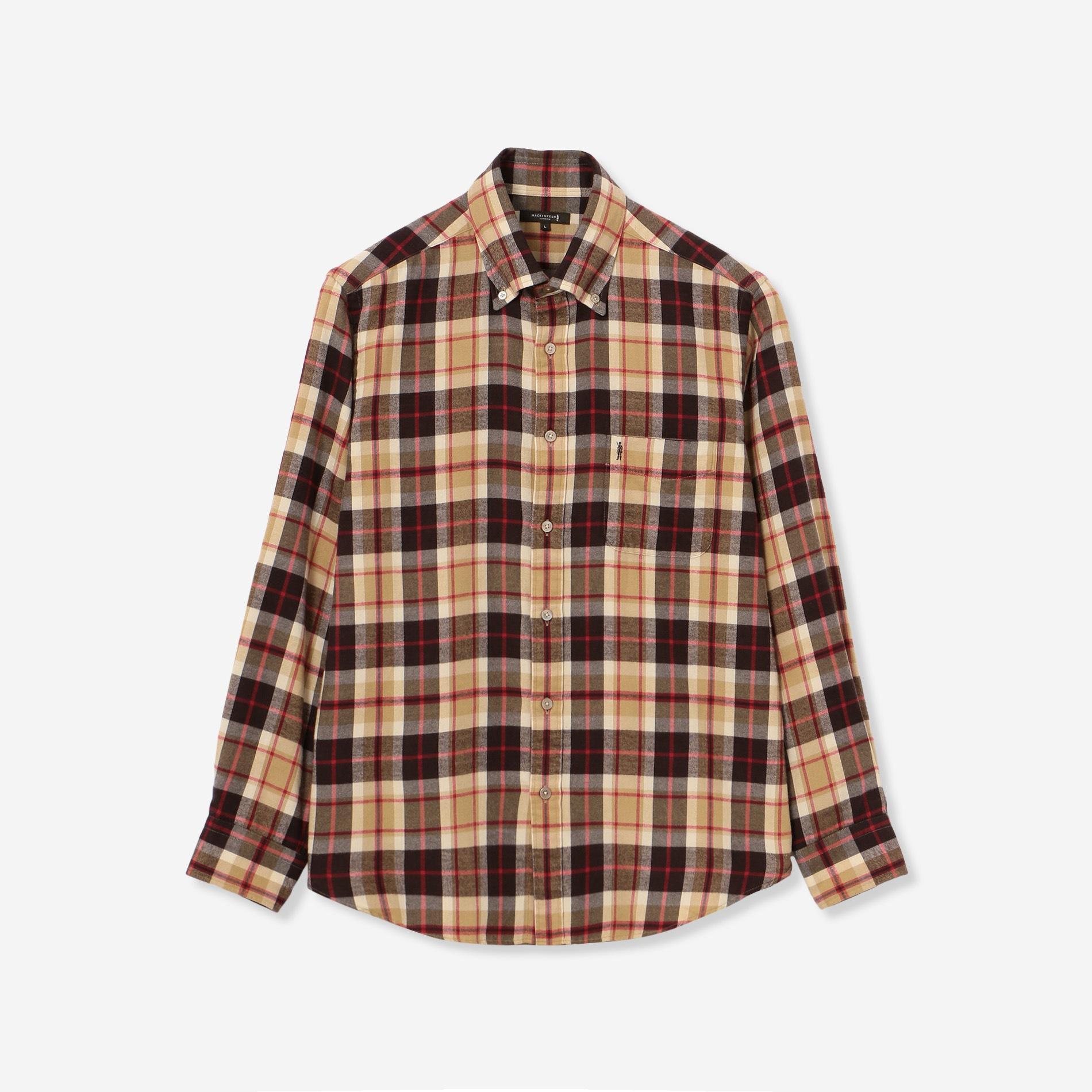 ハウスチェックシャツ