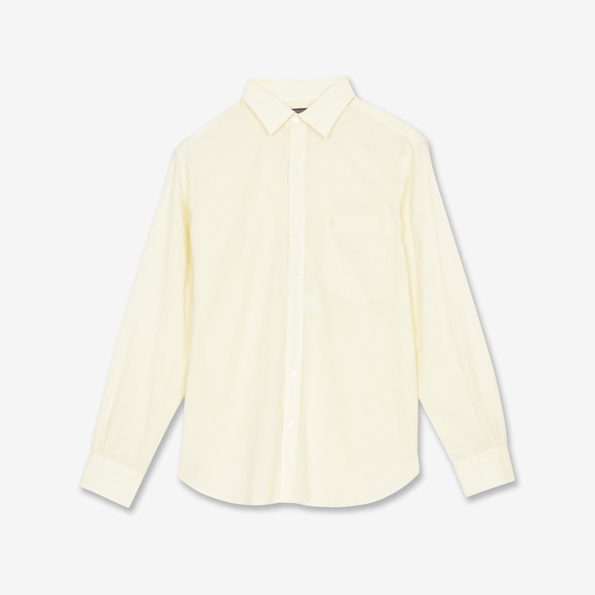 綿ローンシャツ