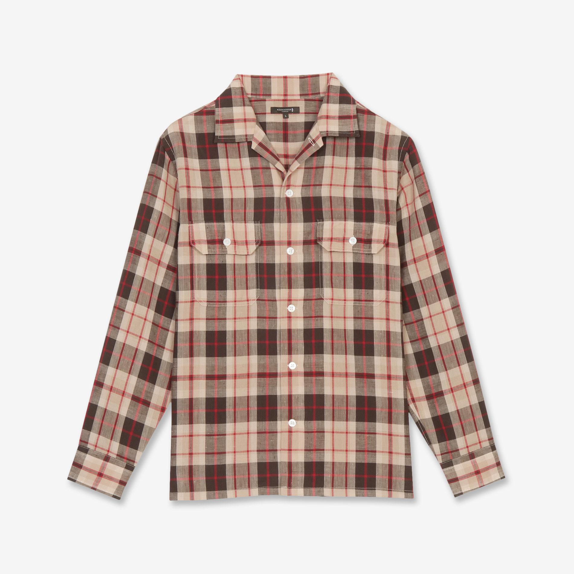ドレスゴードンカジュアルシャツ
