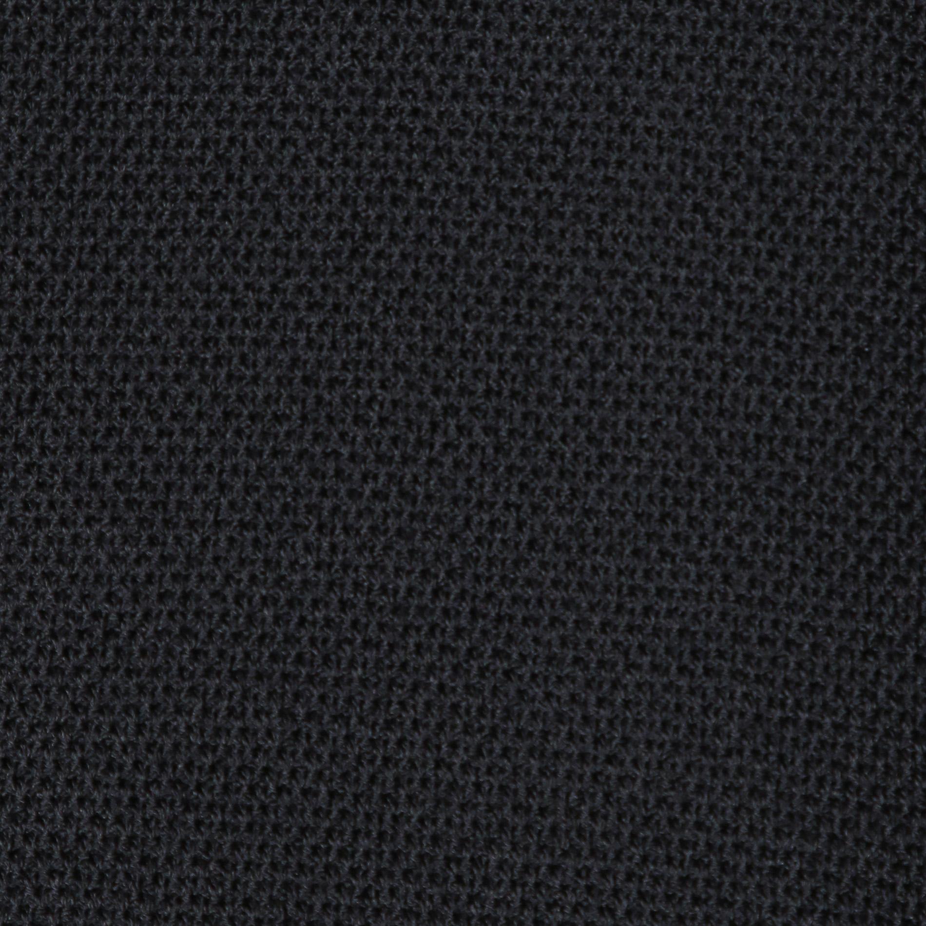 12ゲージリンクス編みニットジャケット