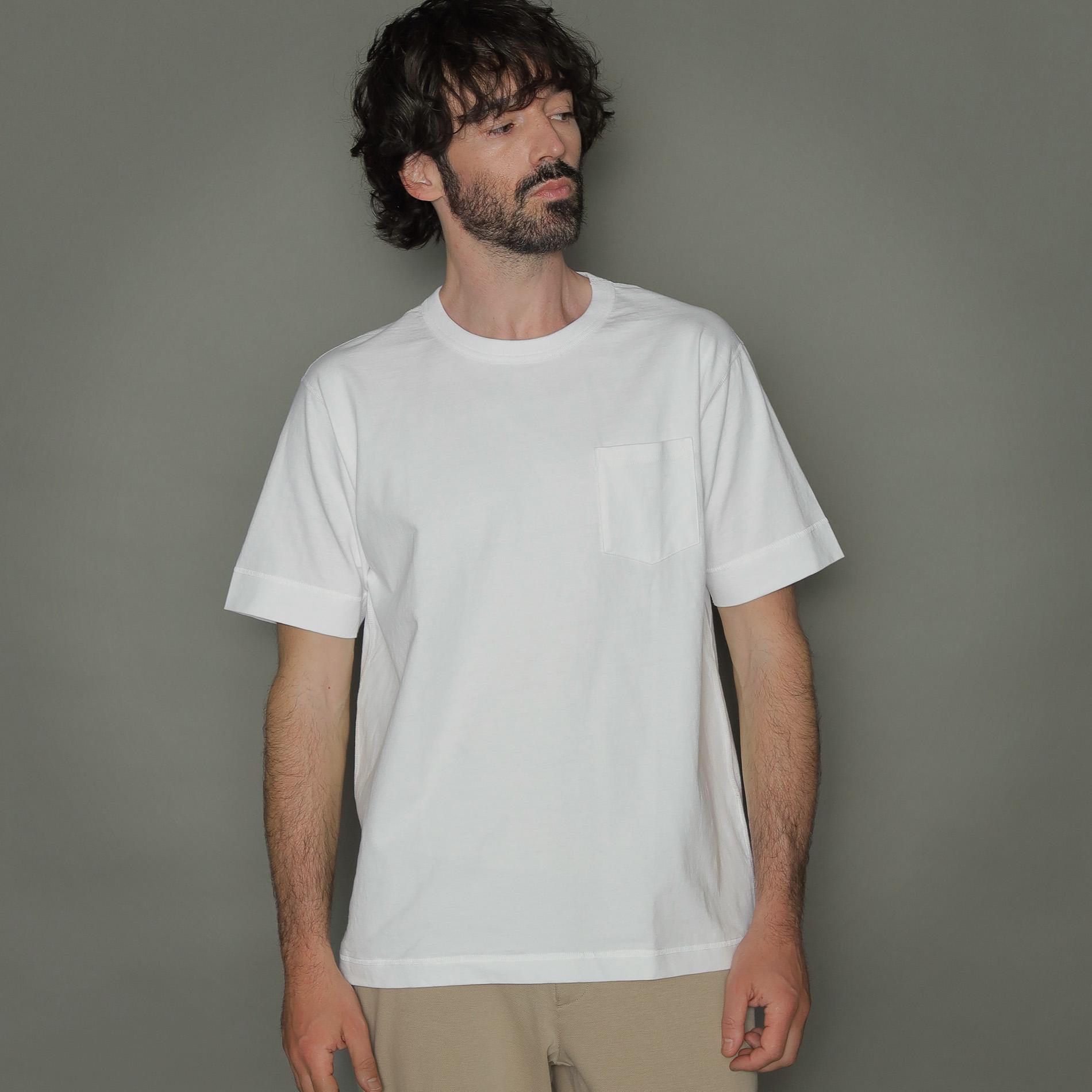 ◆◆【Healthknit】コラボポケットTシャツ