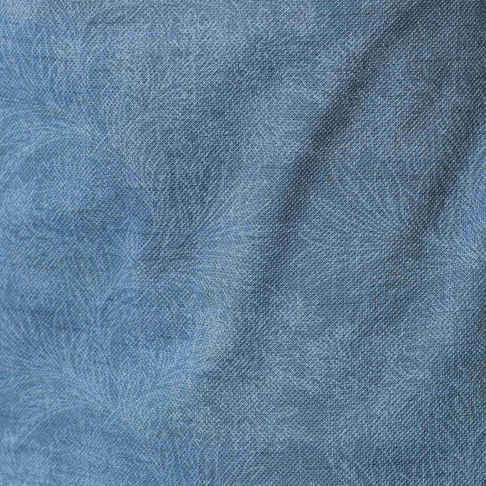鹿の子バイブリーポロシャツ