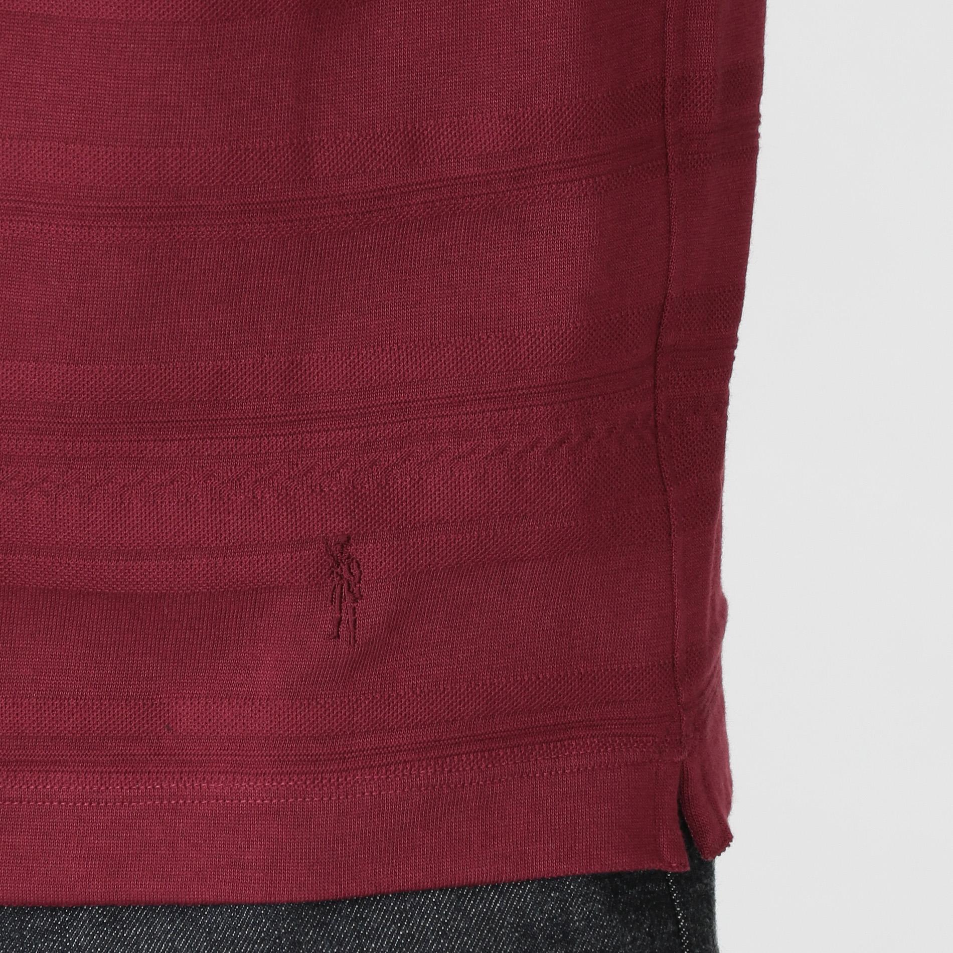 リンクスボーダーロングTシャツ
