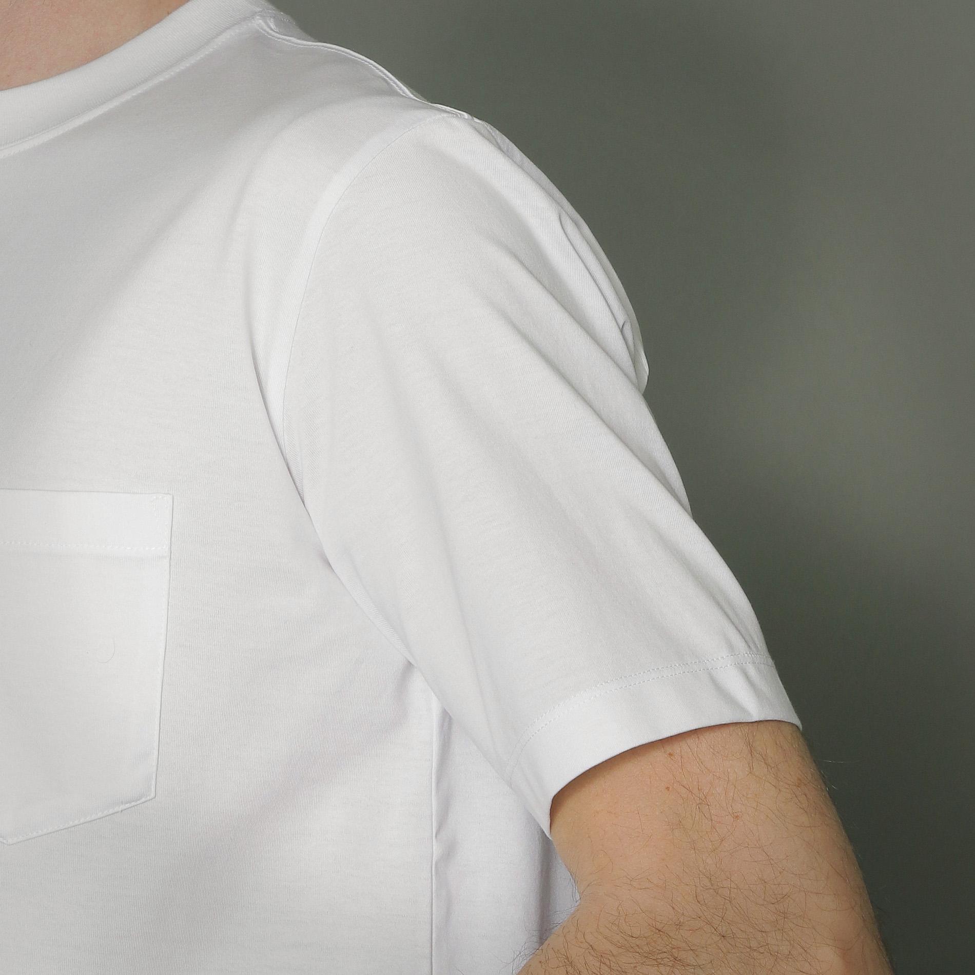 ◆◆天竺胸ポケットTシャツ
