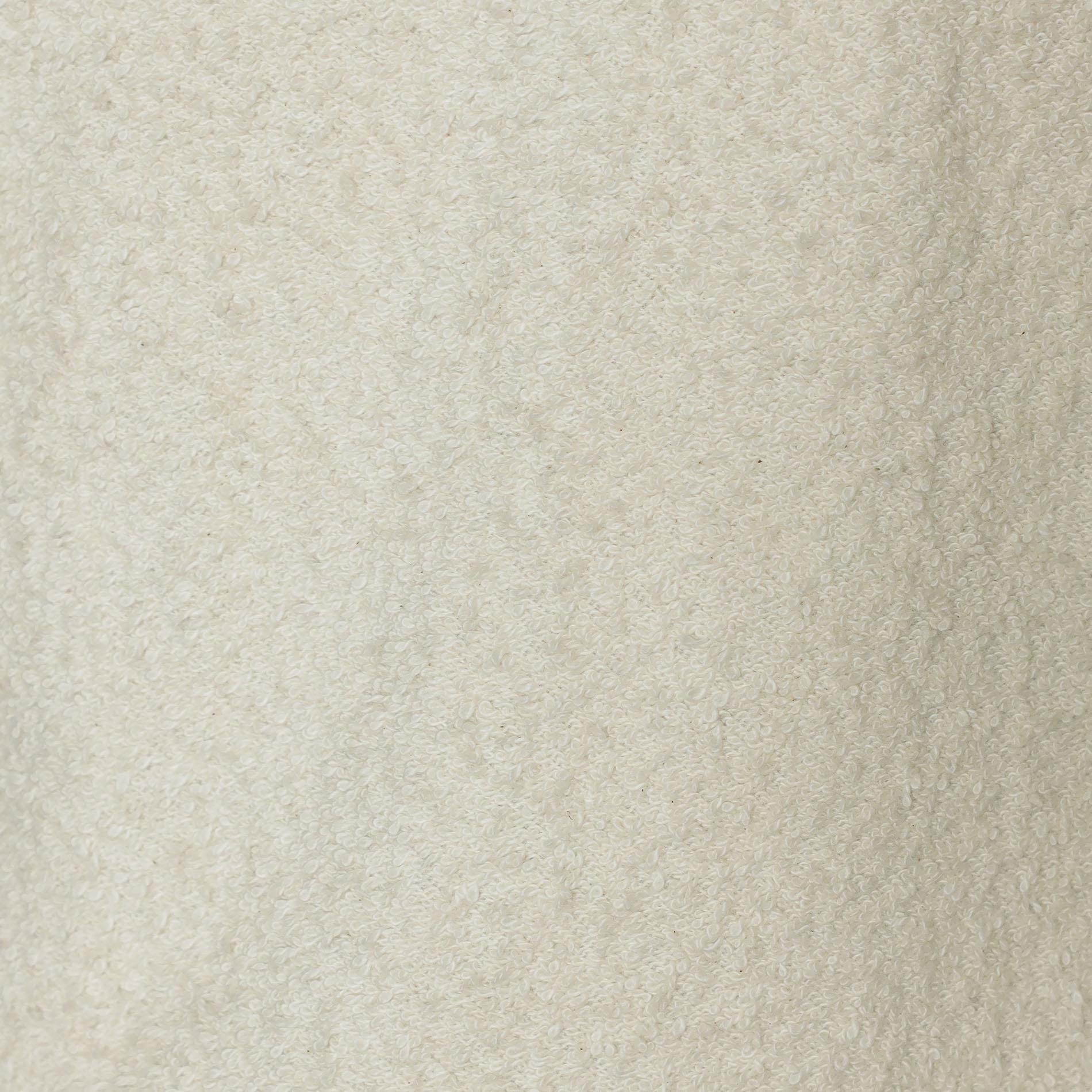 リバーシブル吊り裏毛半袖クルーネックスウェット