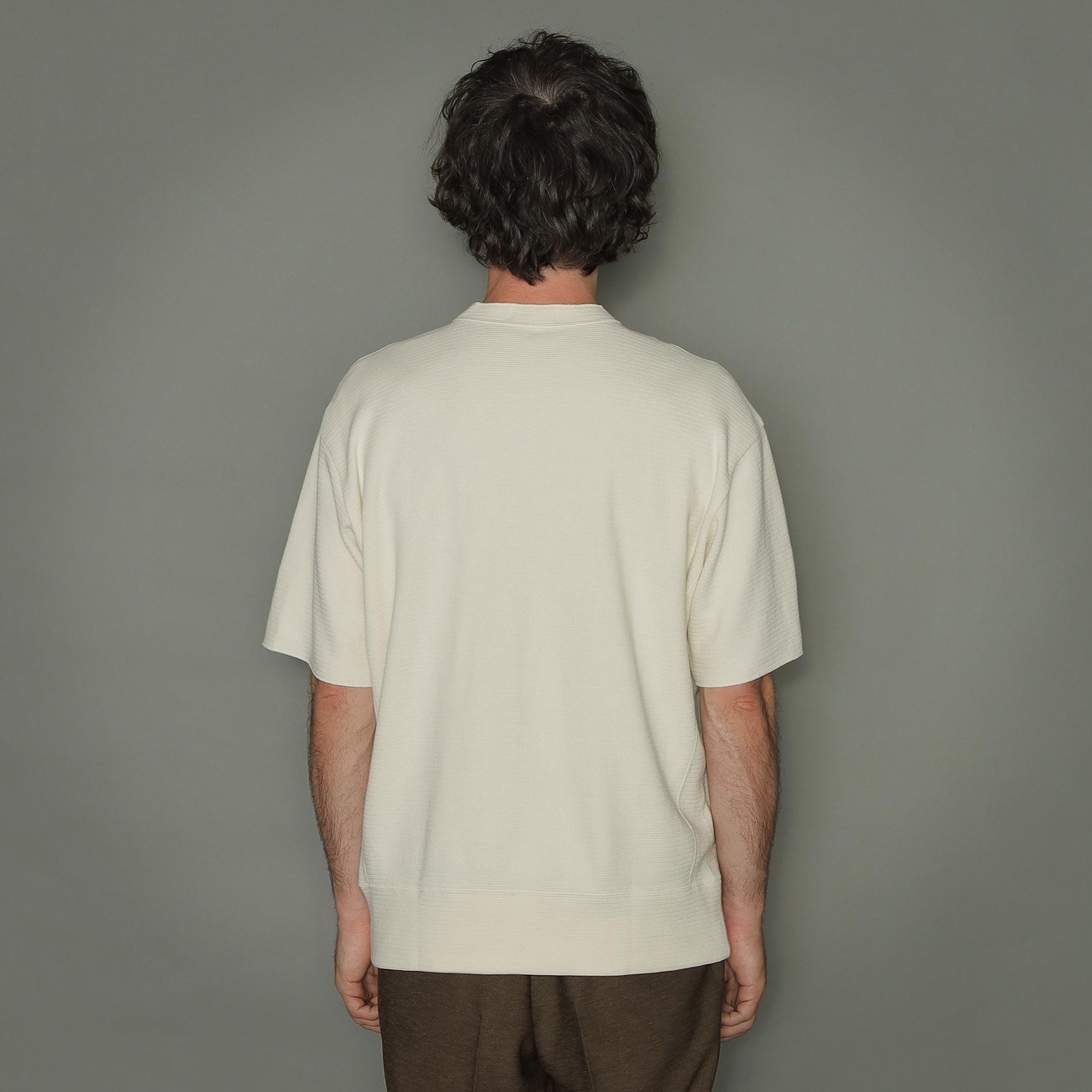 ◆◆ワッフルクルーネックTシャツ