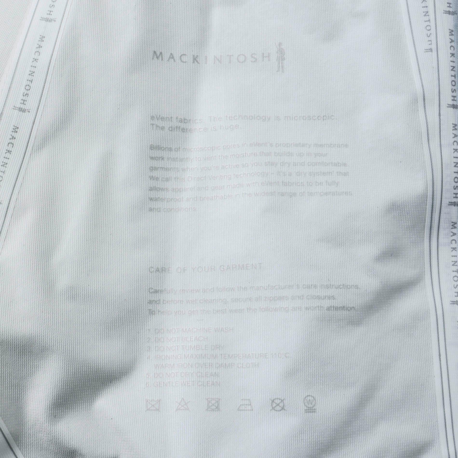 ◆◆【MACKINTOSH】【DUNOON HOODTECH】【別注】テクニカルフードコート