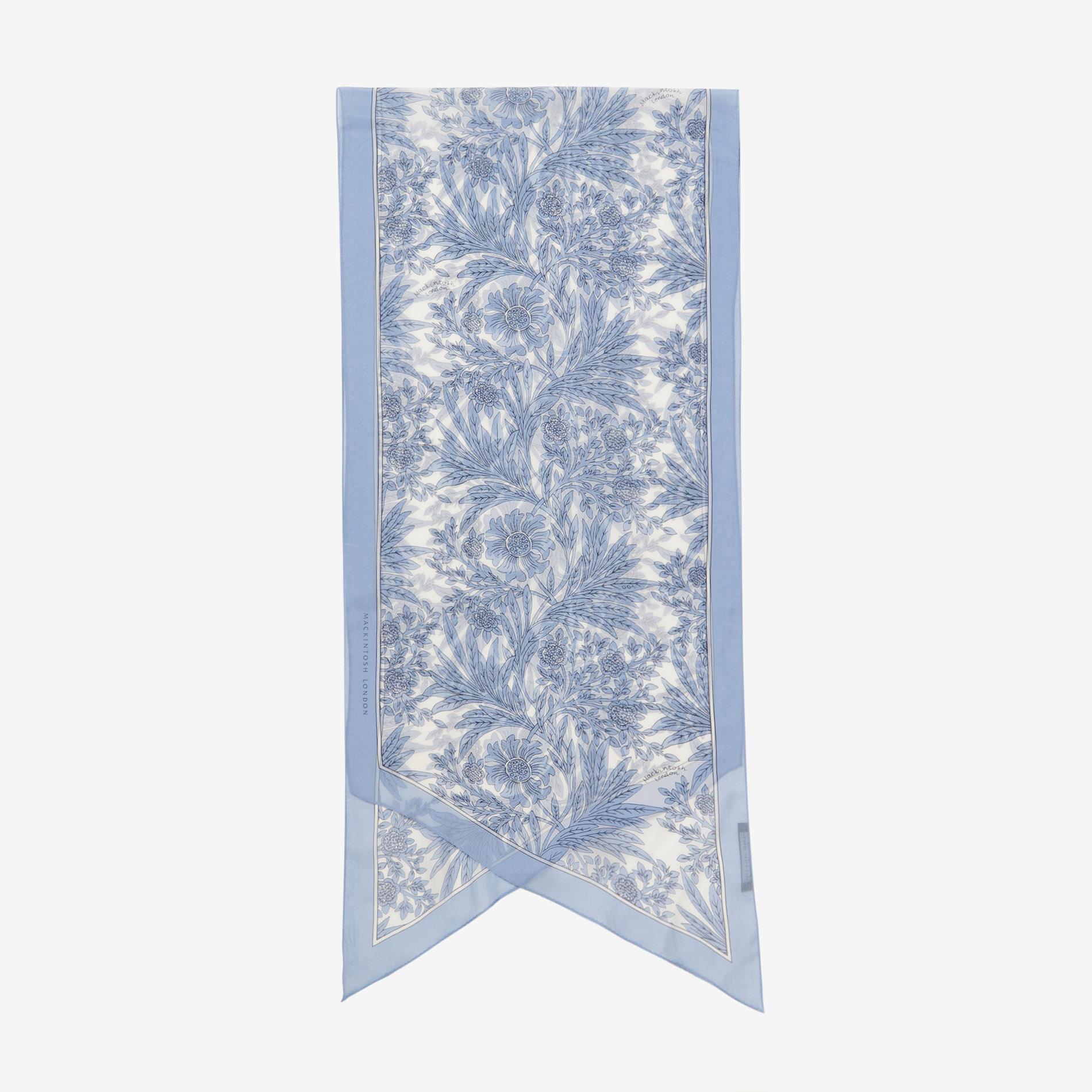 【BIBURY FLOWER】剣先スカーフ