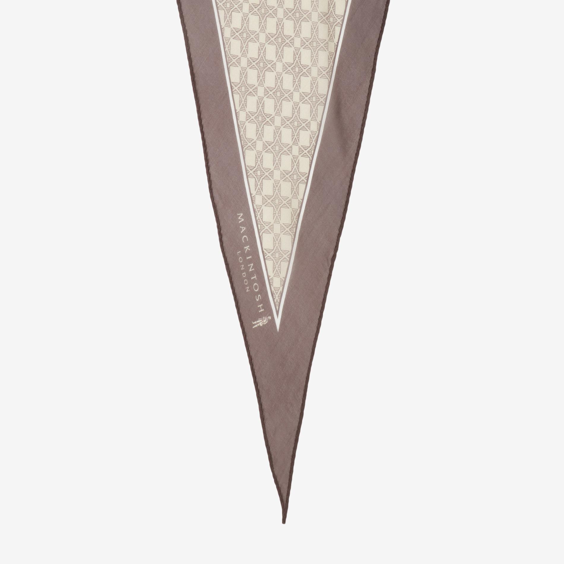 アンドリューダイヤモンドシェイプスカーフ