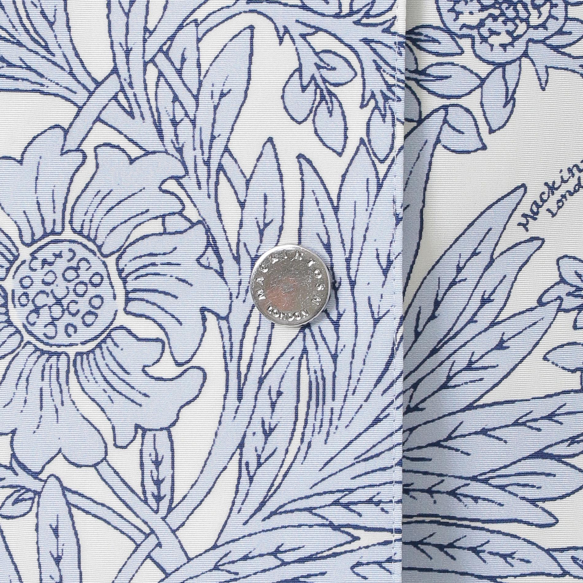 【BIBURY FLOWER】グログランコート