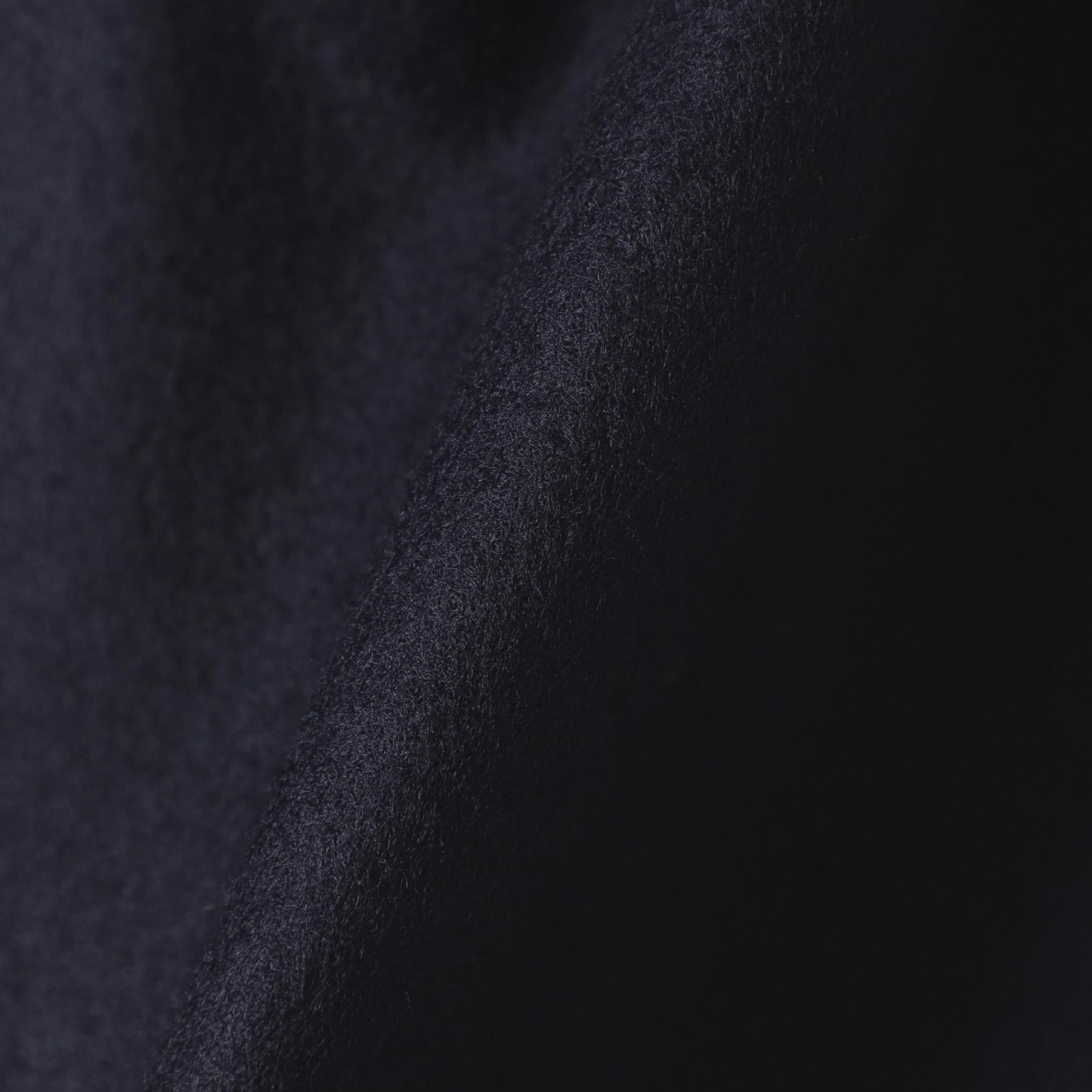 ウール二重織メルトンコート