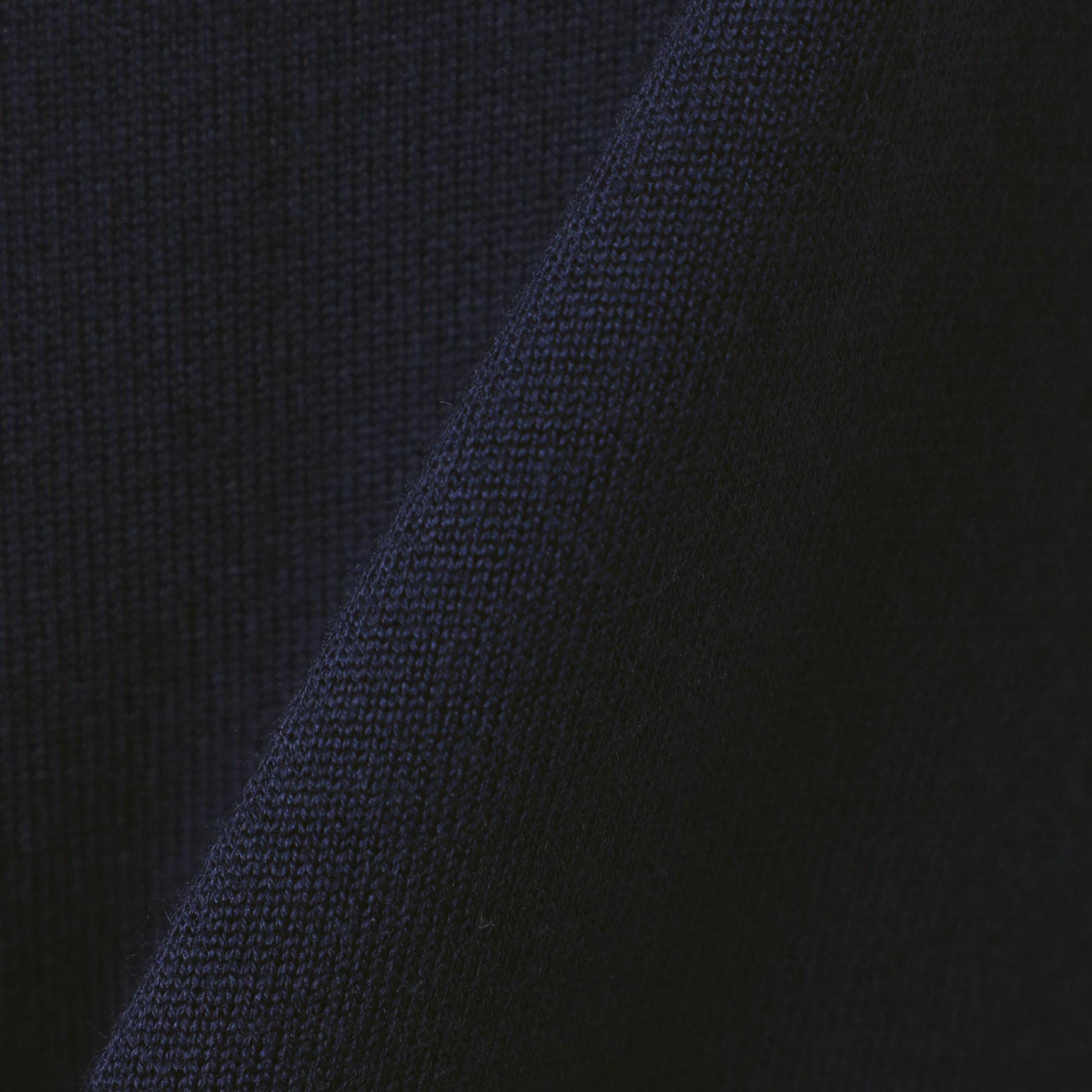 ダブルフェイスファインニットウールコート