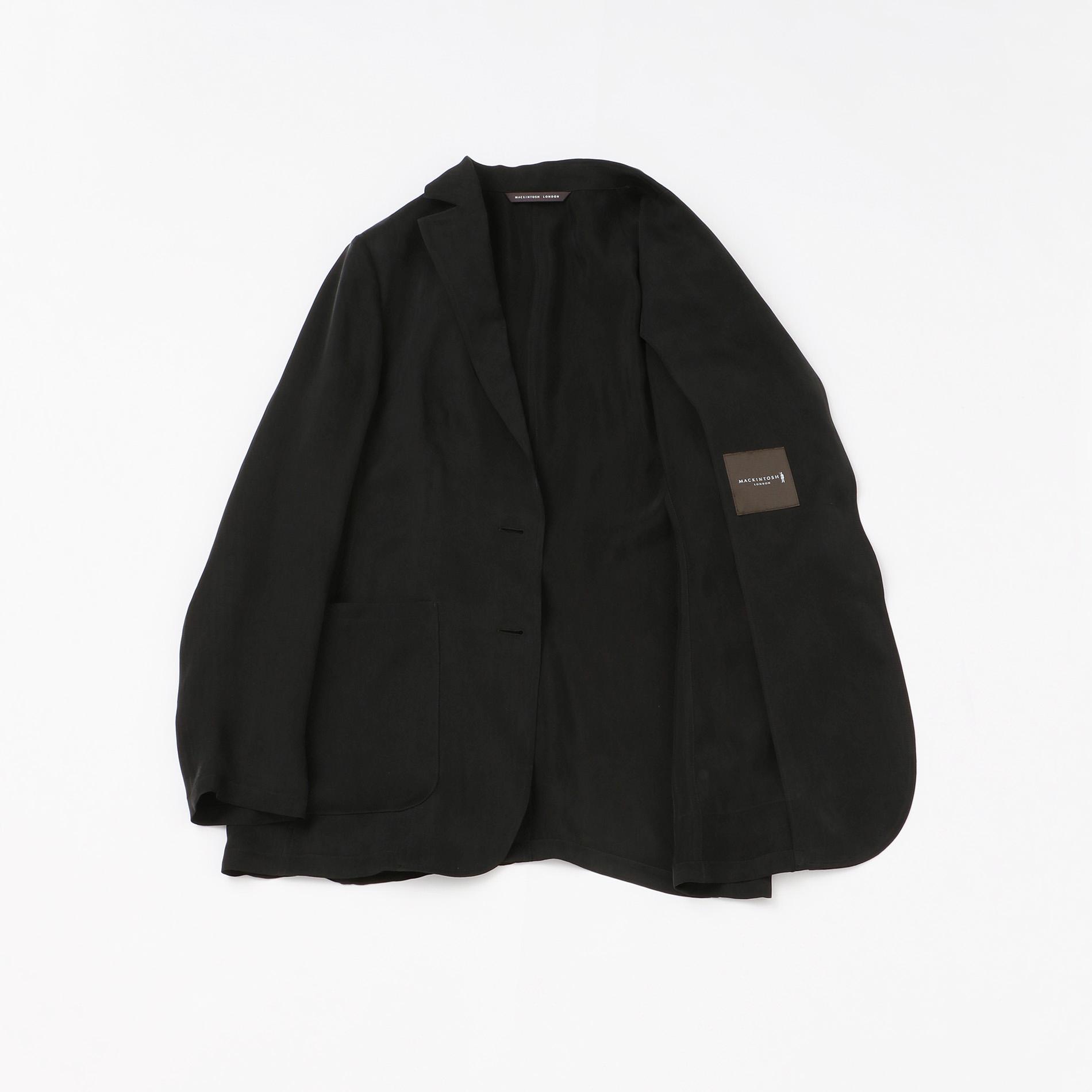 キュプラツイルテーラードジャケット