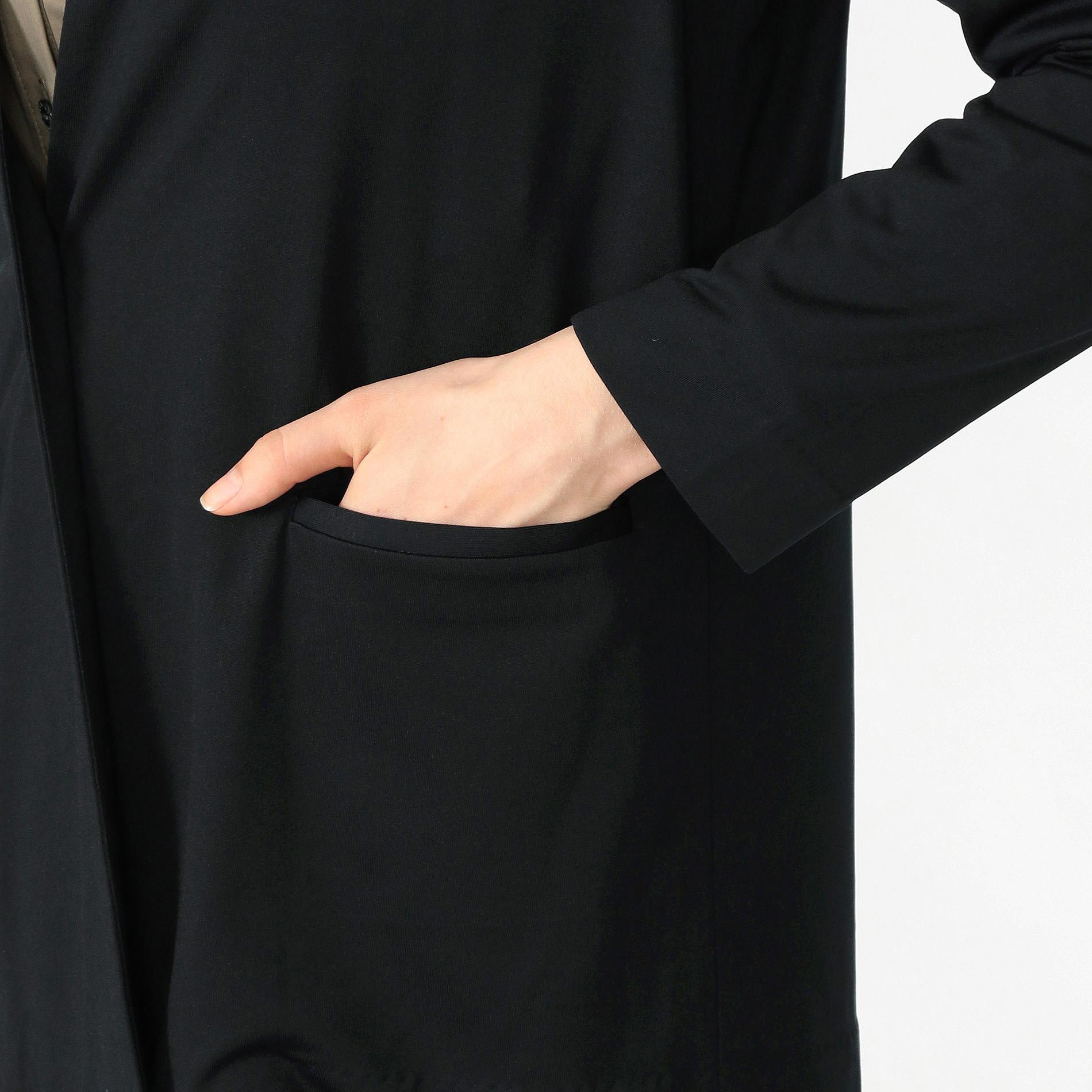 パッカブルジャージジャケット