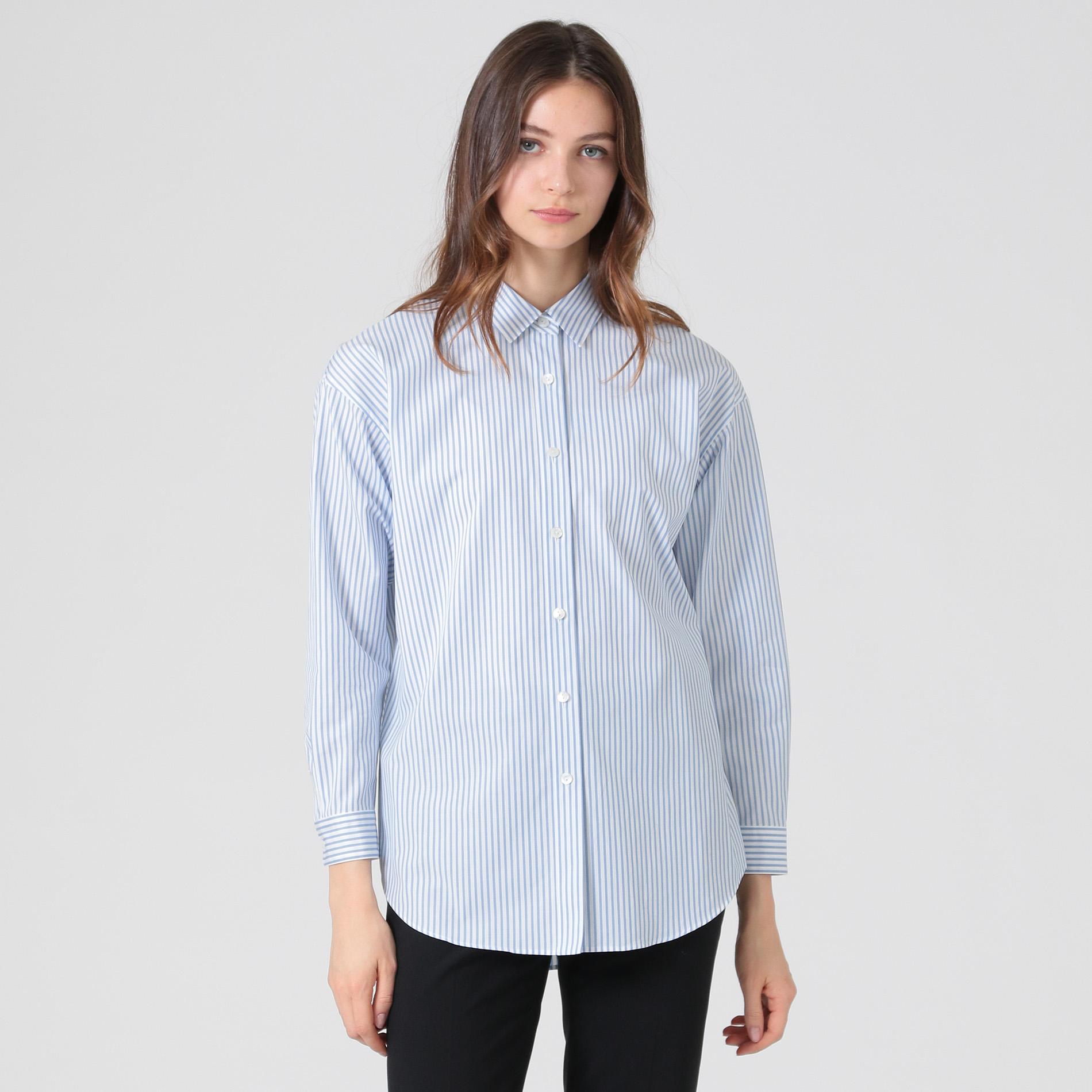 シーアイランドコットンシャツ
