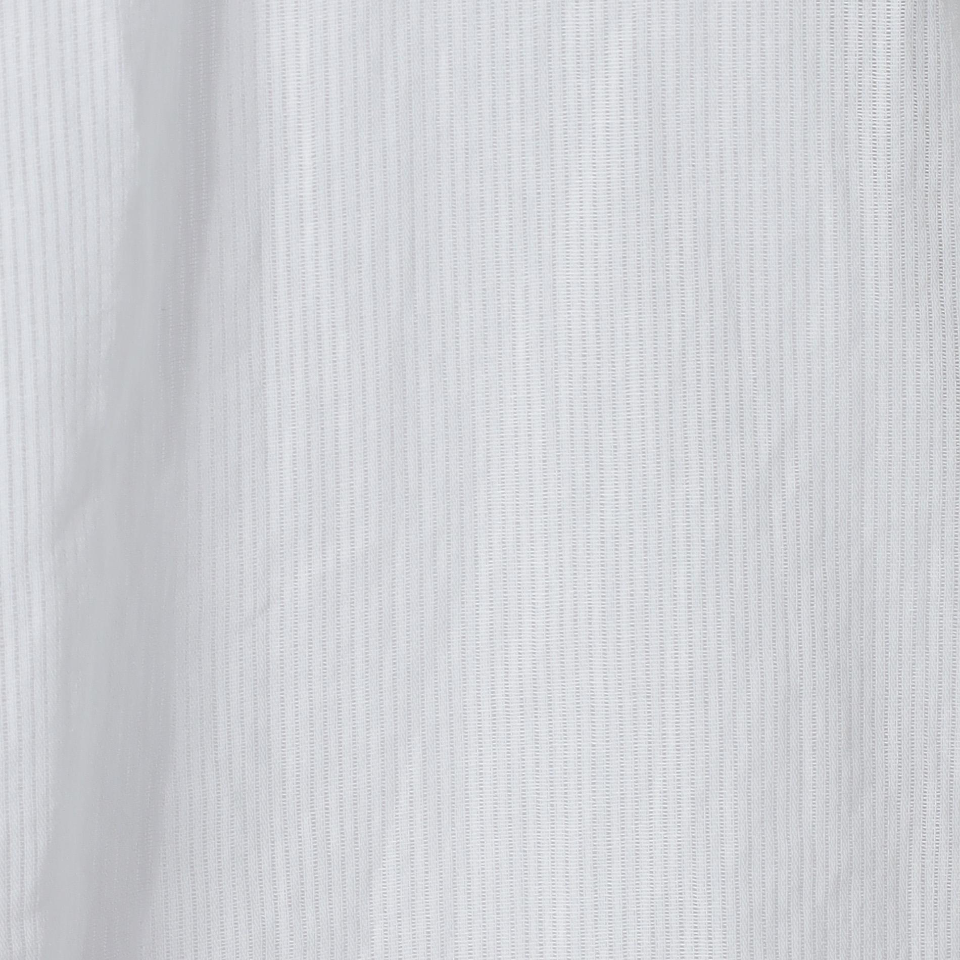 コットンボイルストライプブラウス