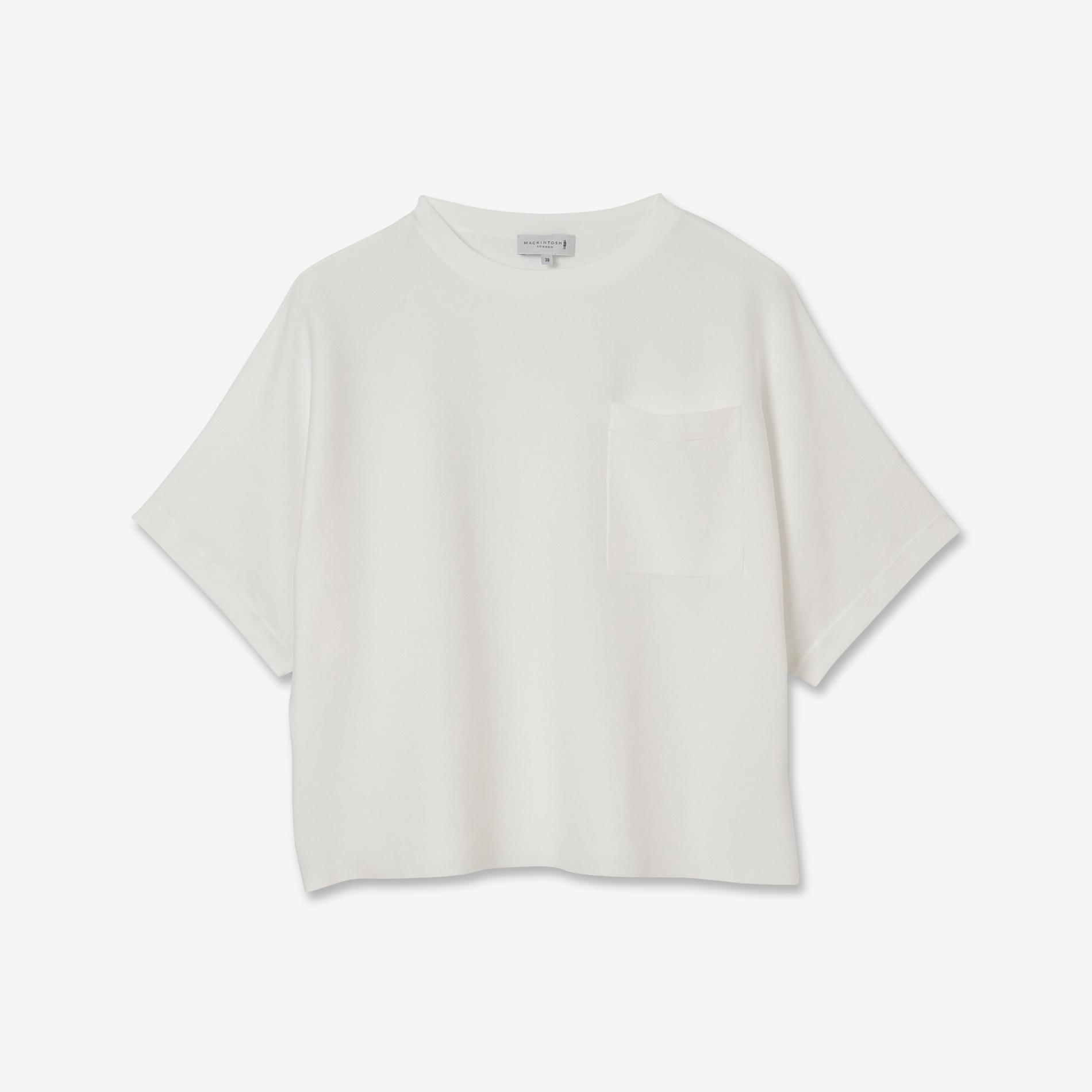16GニットポケットTシャツ