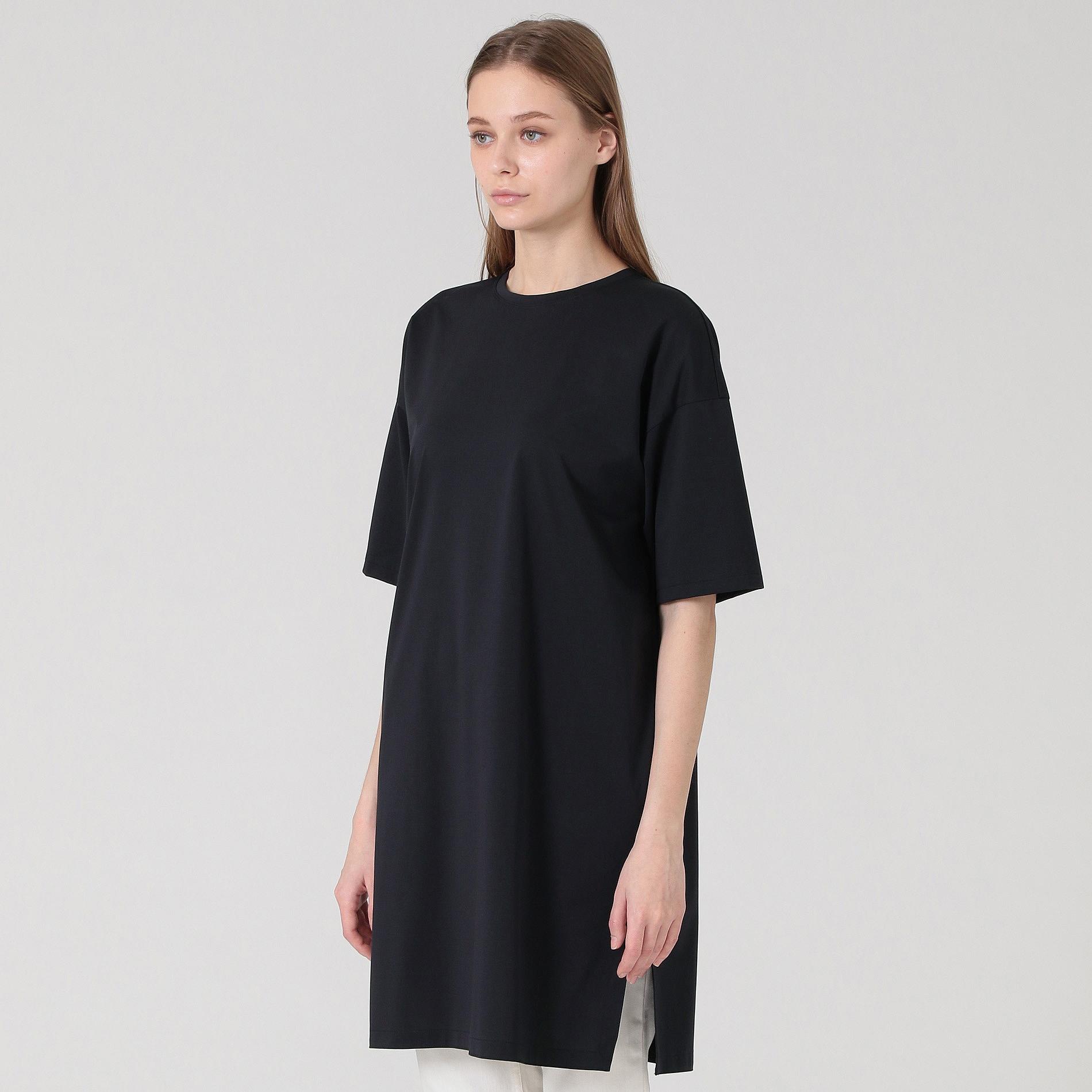 【The Essential Collection】ライトポンチチュニックTシャツ