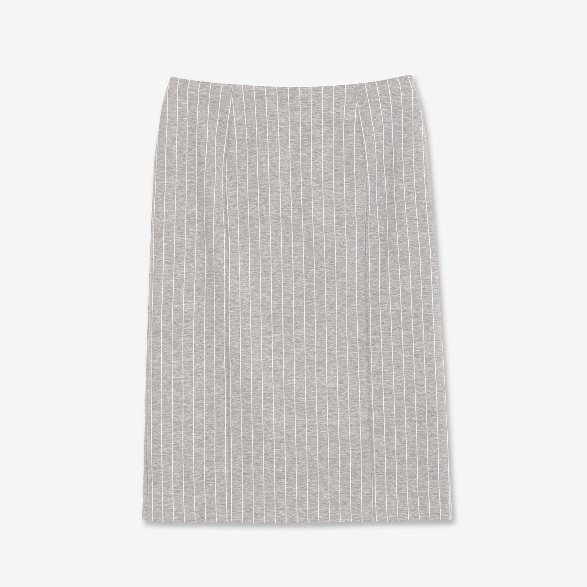 コットンナイロンリバースカート