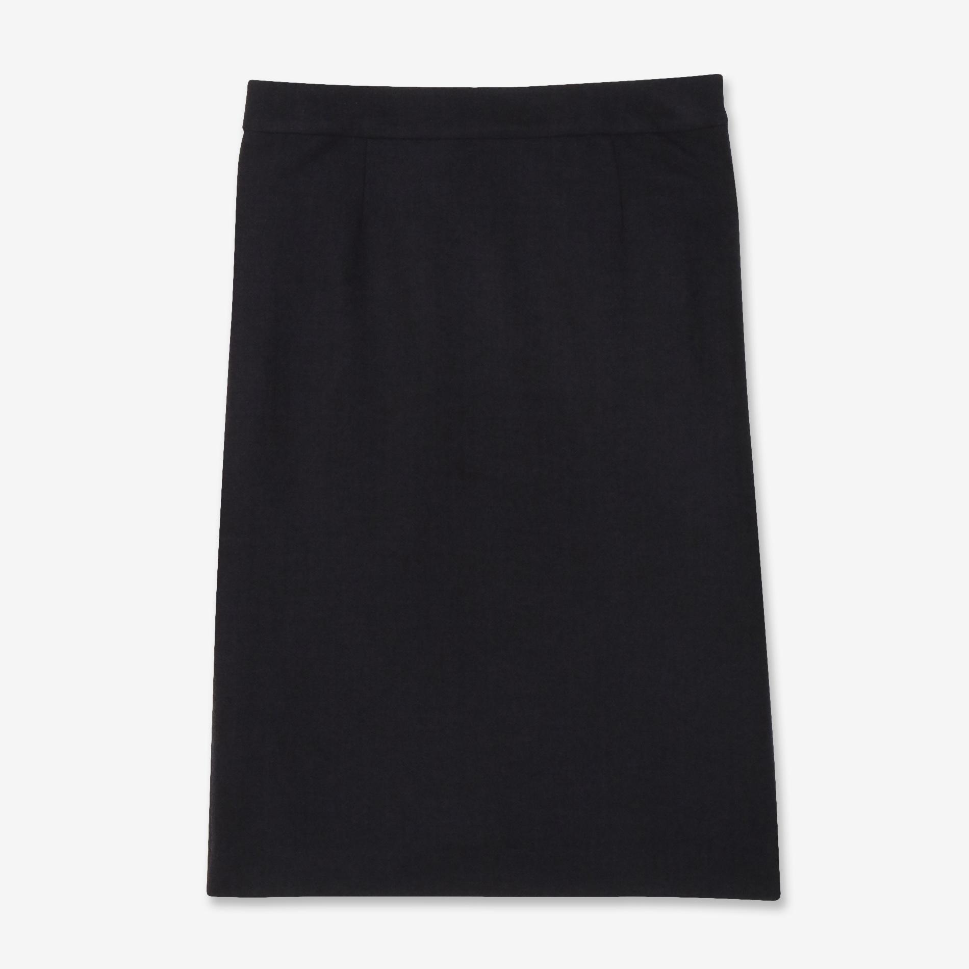 ヘリンボーンバランサースカート