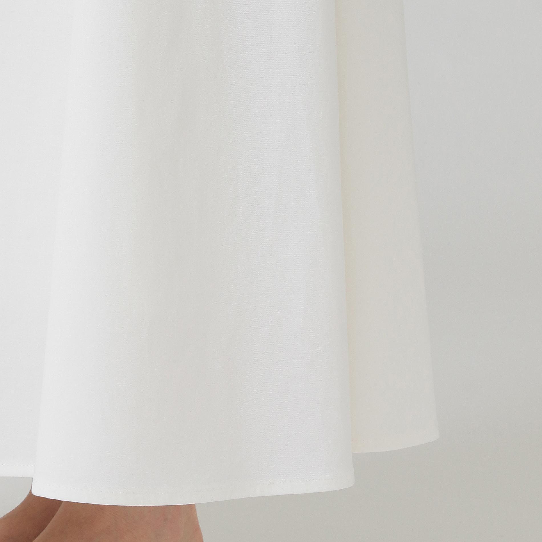 チノストレッチスカート