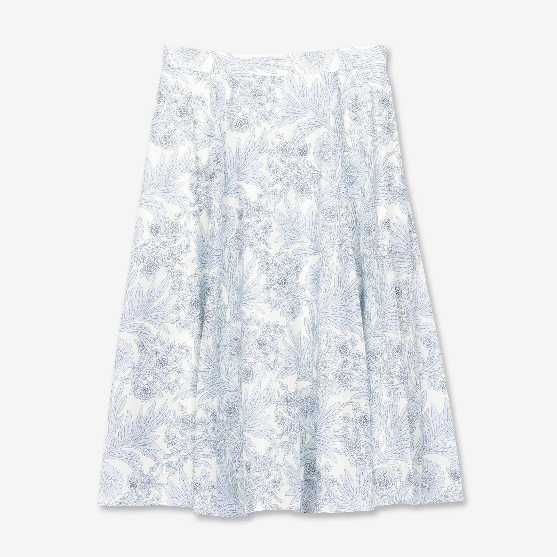 【BIBURY FLOWER】カルゼスカート