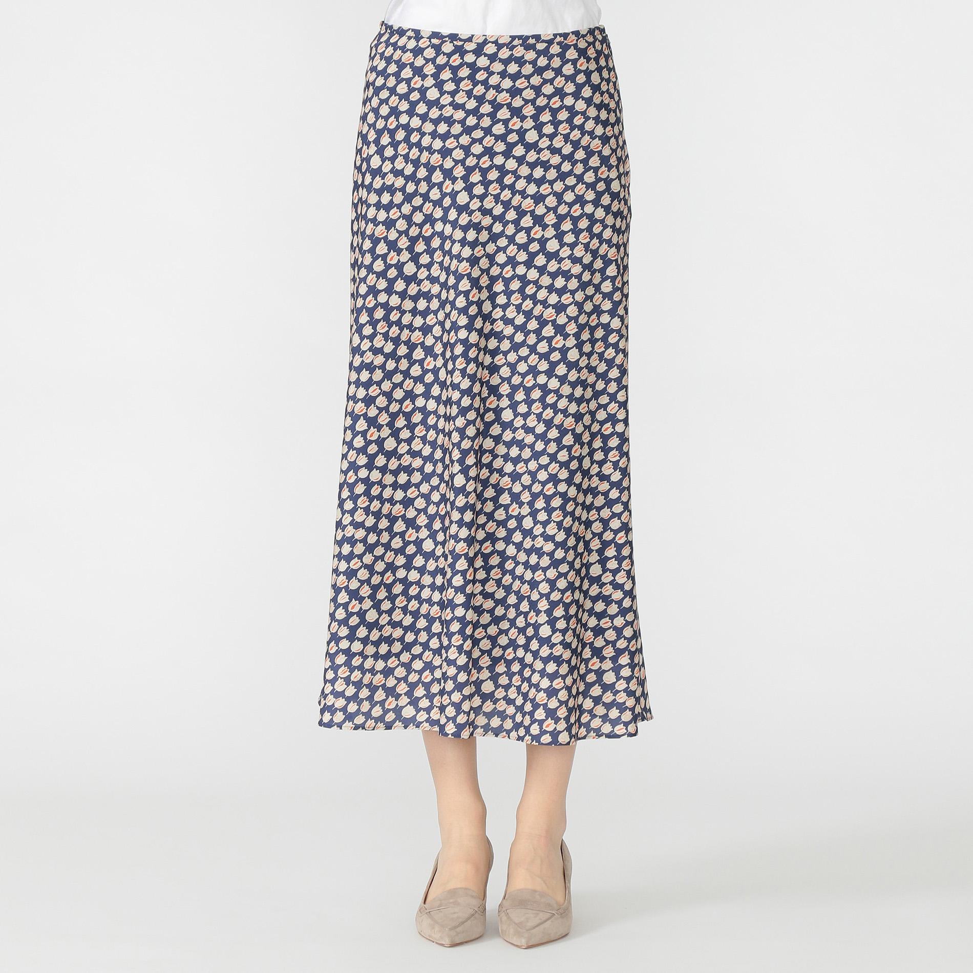 ヴィンテージチューリップスカート