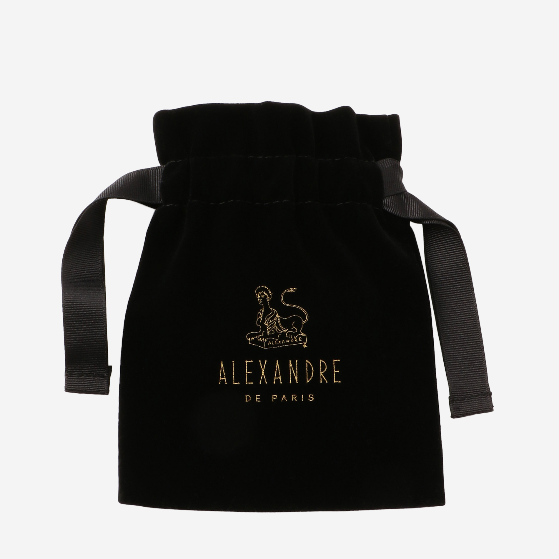 【ALEXANDRE DE PARIS】アーチバレッタ