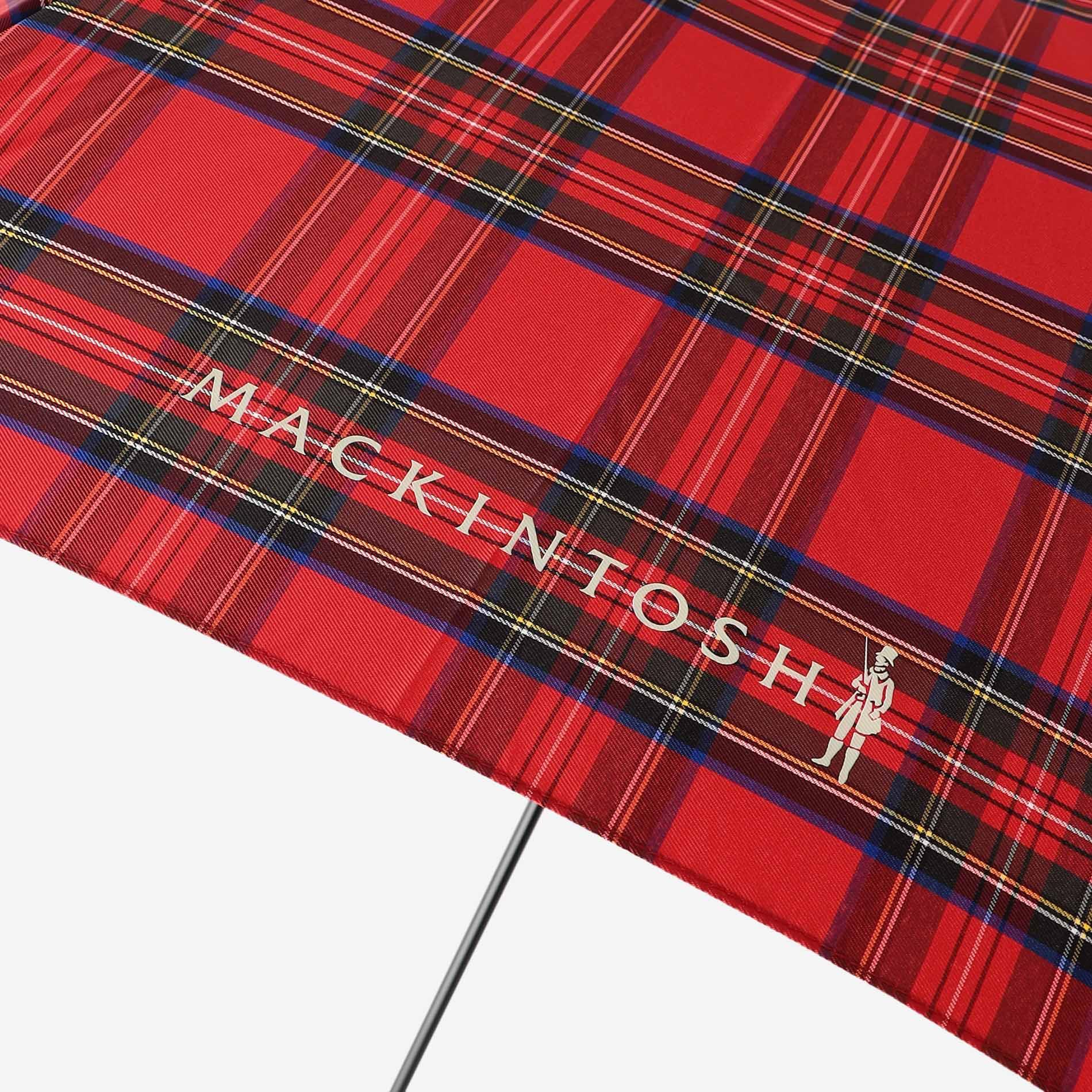 【MACKINTOSH】タータンチェックアンブレラ
